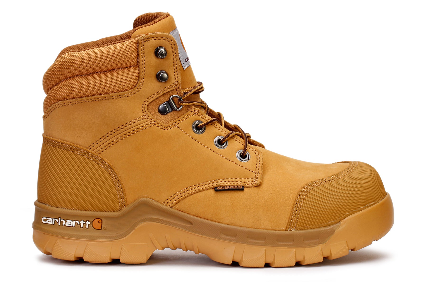 6-Inch Rugged Flex Waterproof Work Boot