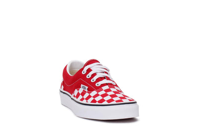 vans-mens-sneakers-era-checkerboard-racing-red-true-white-vn0a4bv4s4e-3/4shot