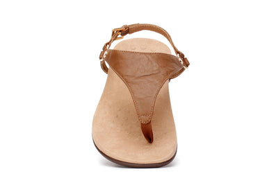 vionic-womens-toe-post-sandals-kirra-brown-leather-10001132-front