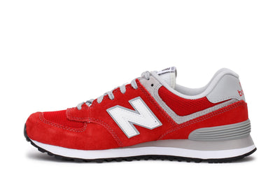 new-balance-mens-sneakers-574-classic-red-white-ml574vie-3/4shot