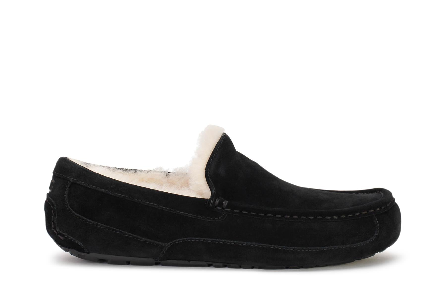 ugg-mens-ascot-slipper-black-suede-main
