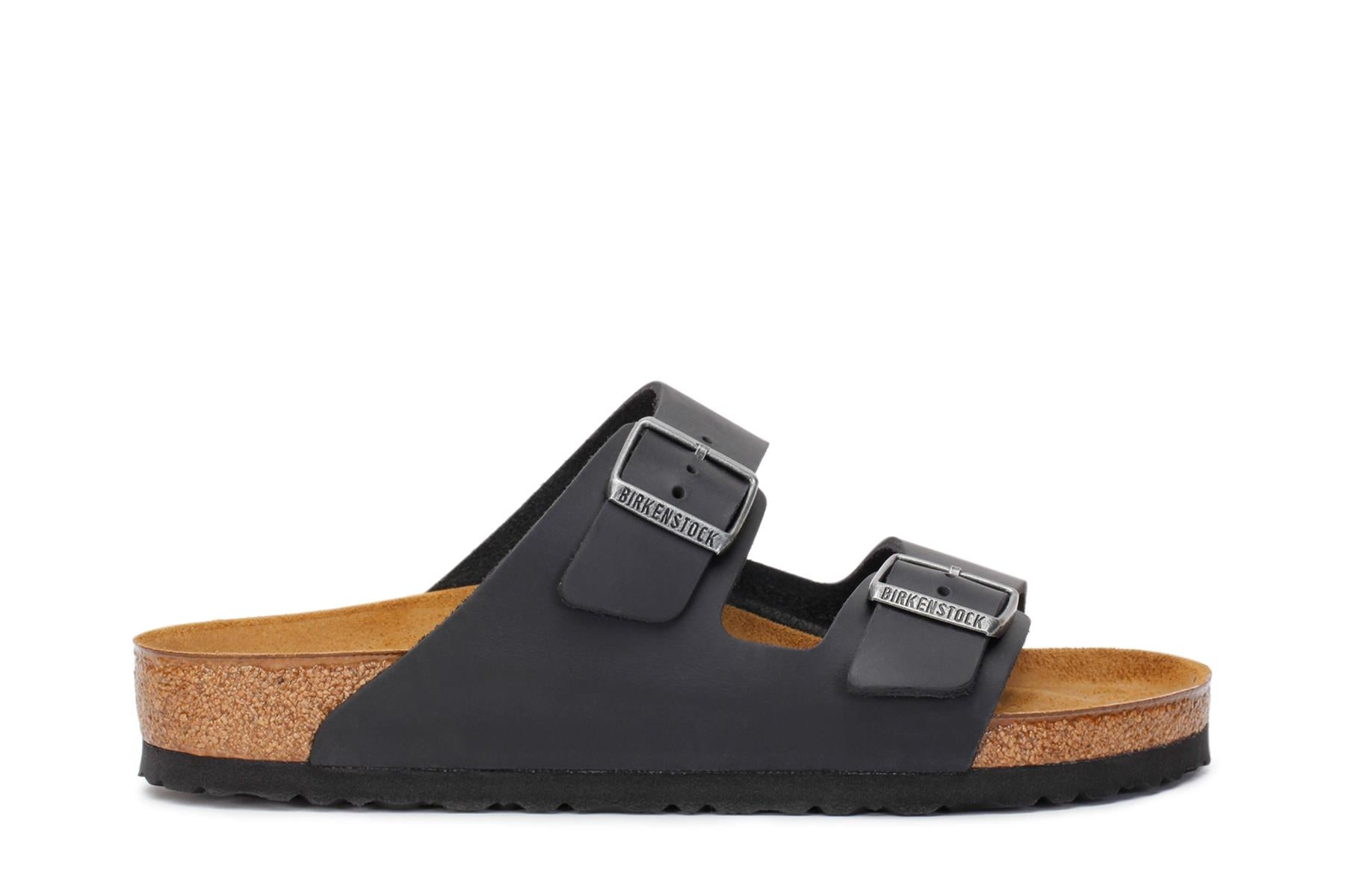birkenstock-mens-slide-sandals-arizona-bs-black-oiled-leather-552111-main