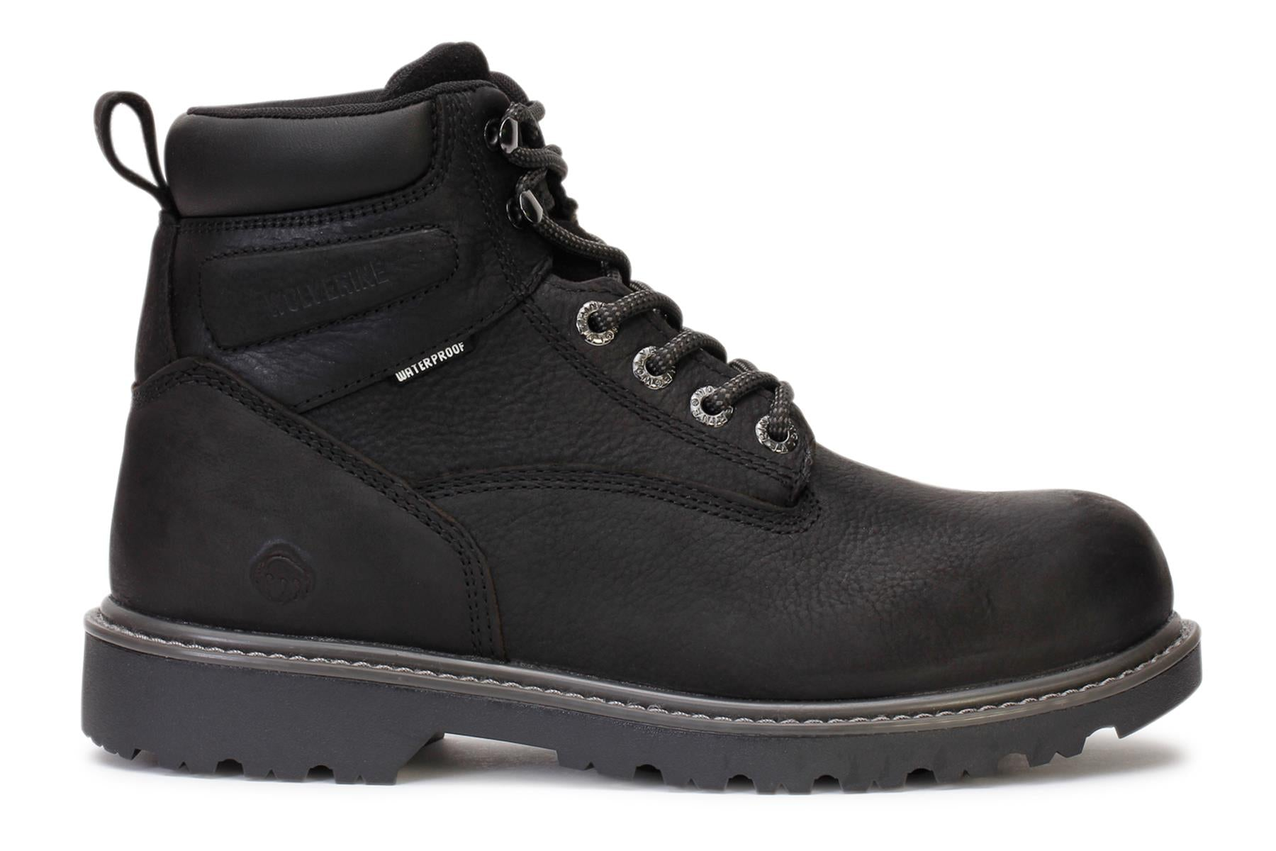 Floorhand Soft Toe Wolverine Work Boots