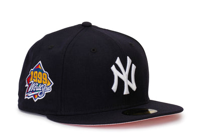 59Fifty Fitted NY Yankee WS 1999