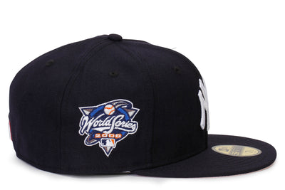 59Fifty Fitted NY Yankee WS 2000