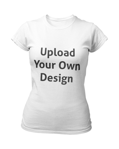 Women's Personalised T-Shirt