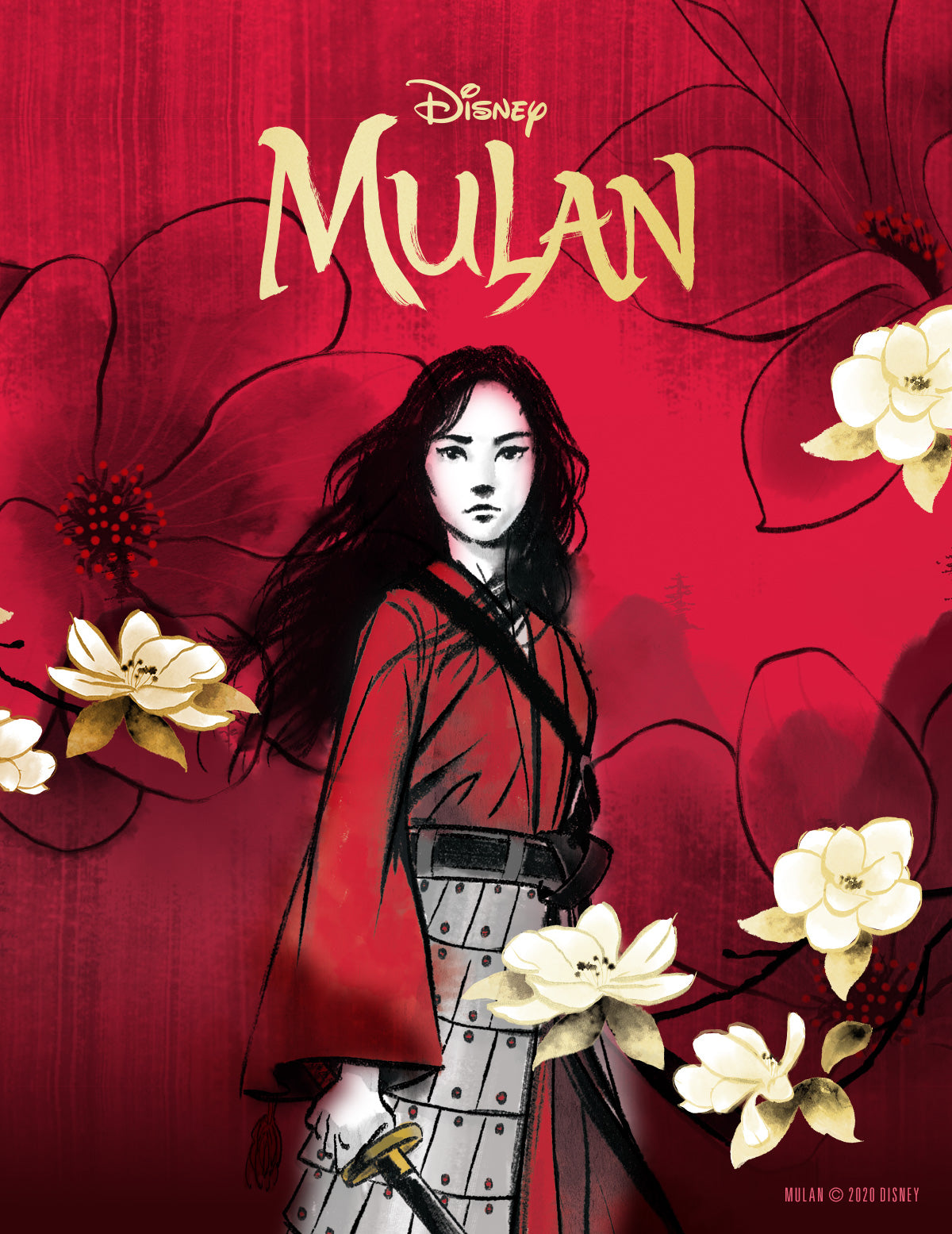 Mulan and Colourpop Collection banner