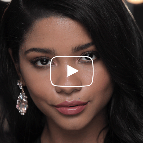 Youtube Get this classic glam look for a night to remember