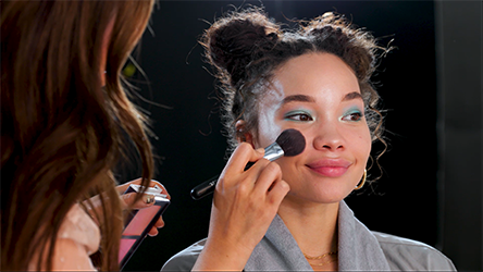 Step 7 How To Nail the Blue Eyeshadow Trend
