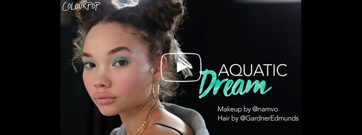 Youtube How To Nail the Blue Eyeshadow Trend
