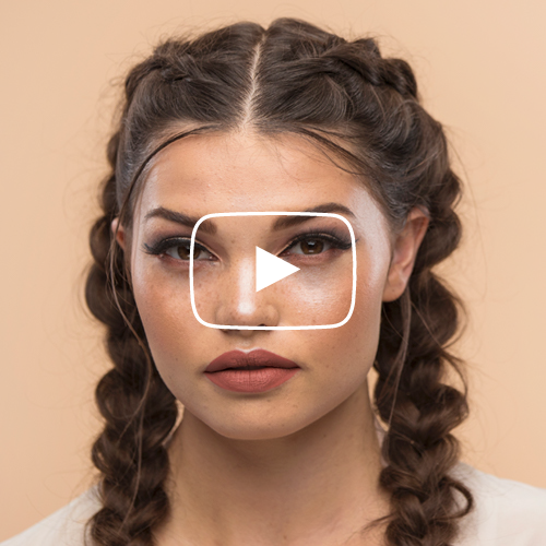 Youtube Step up that selfie game with this hot makeup look
