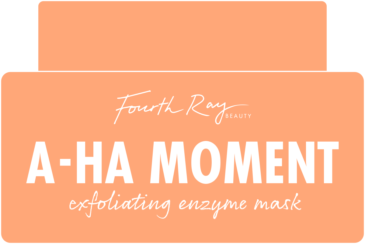 A-ha Moment: Exfoliating Enzyme Mask