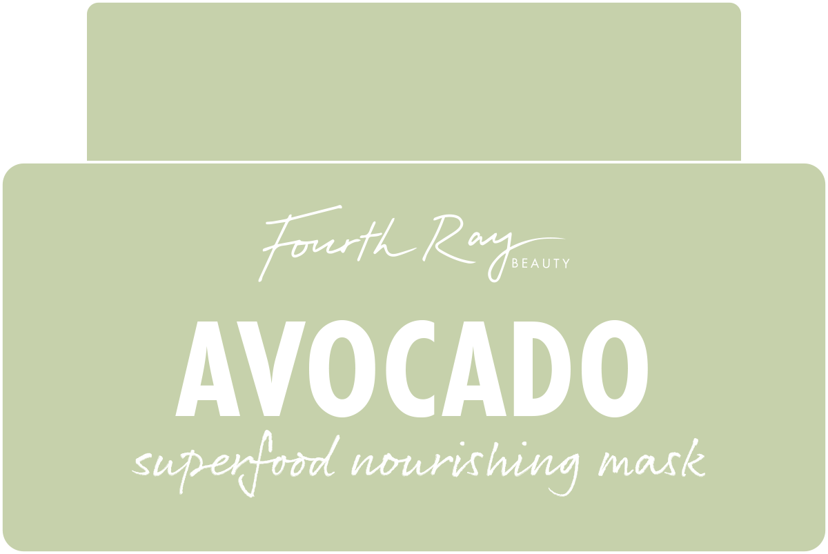 Avocado: Exfoliating Enzyme Mask