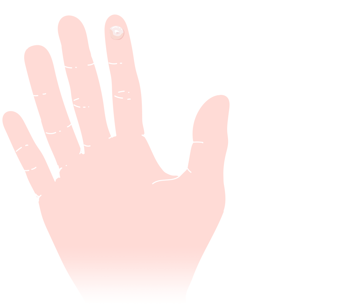 eye cream: a pea-sized amount of cream to cover the skin under both eyes.