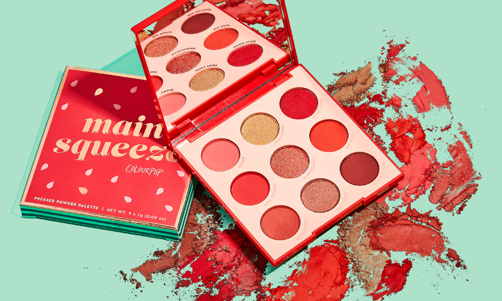 Main Squeeze Eye Shadow Palette