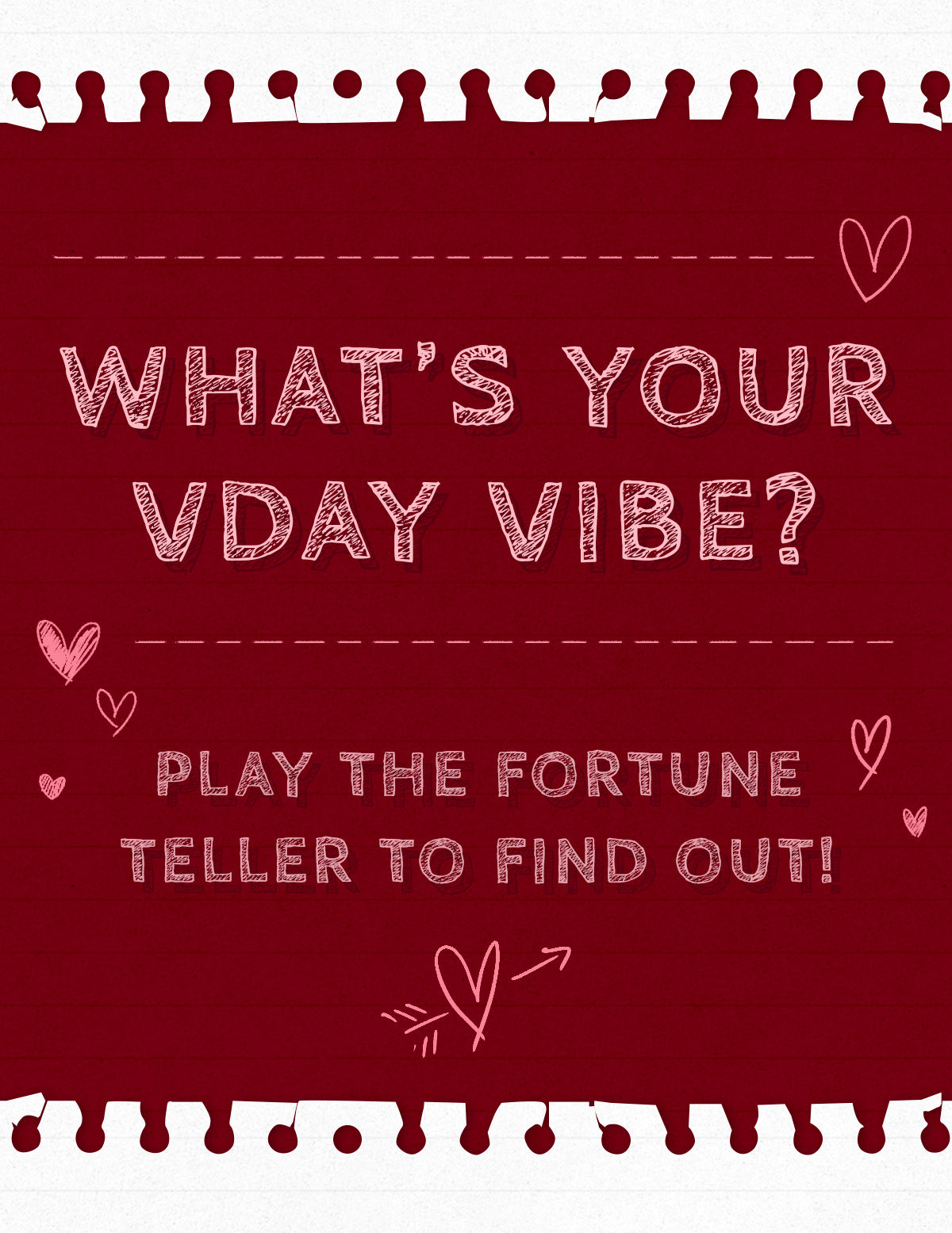Colourpop VDAY Fortune Teller