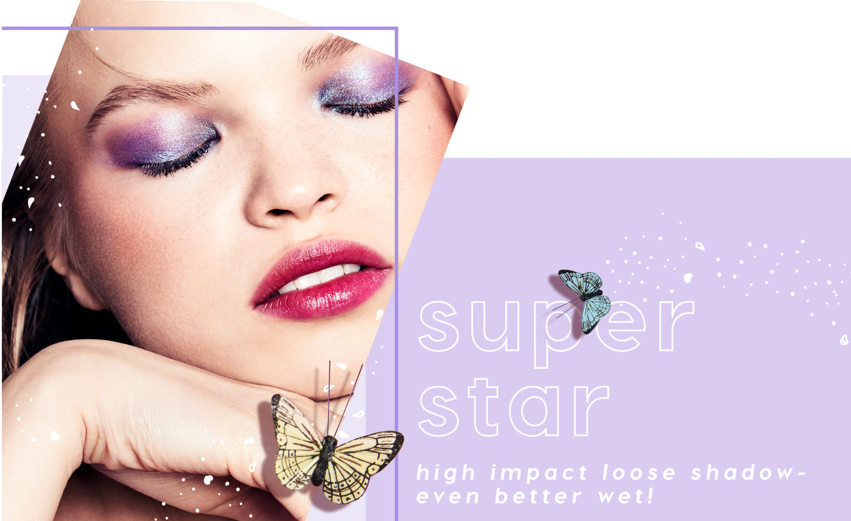 ColourPop Super Star Loose Pigment Collection