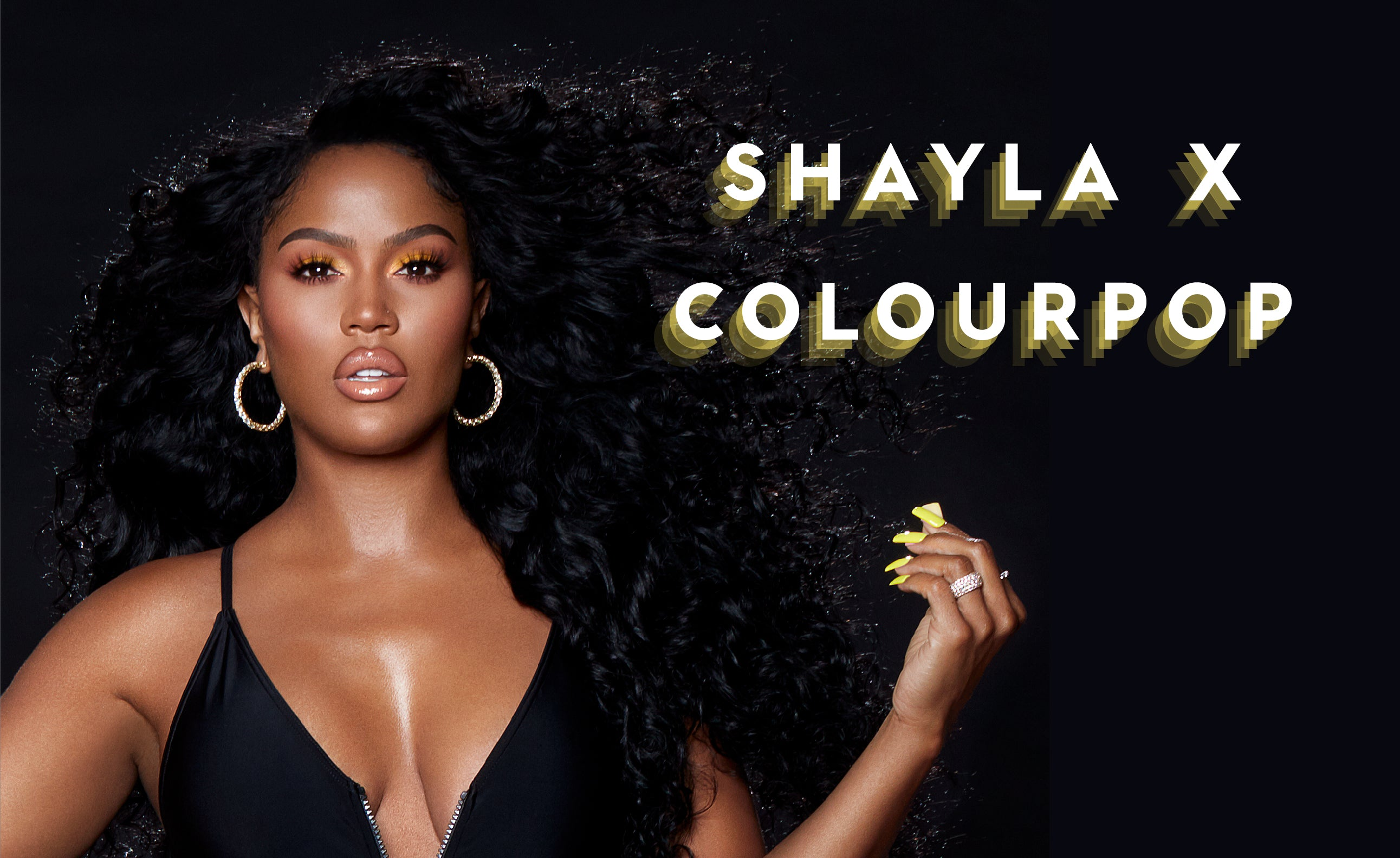 Shayla x Colourpop Makeup Collection