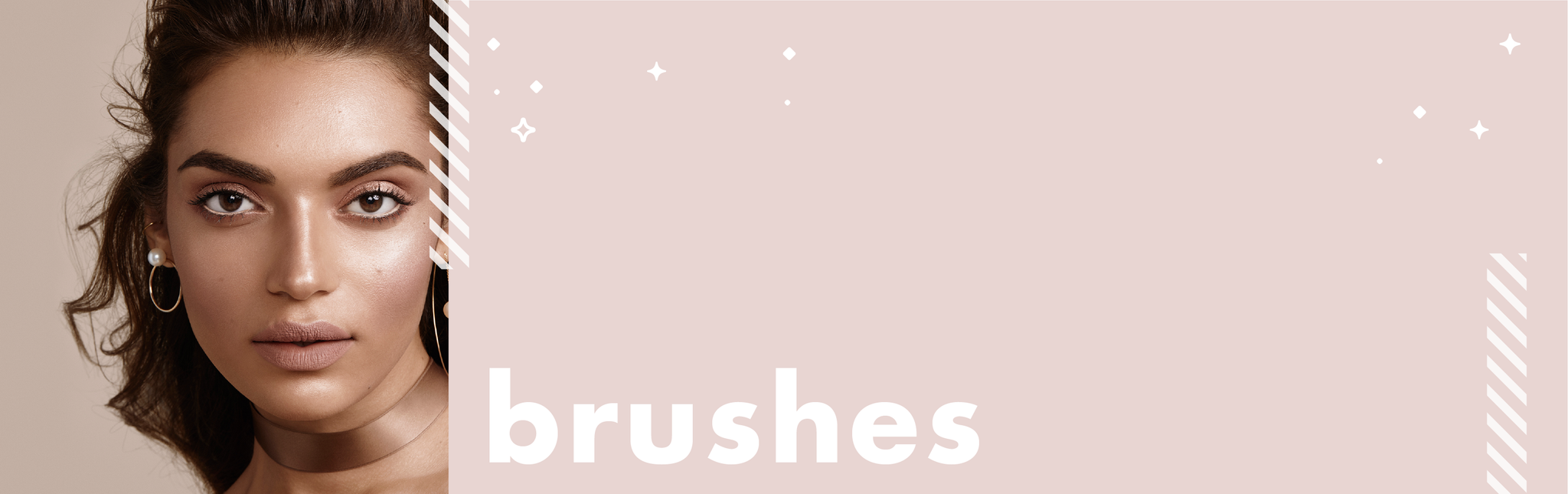 Brushes page banner