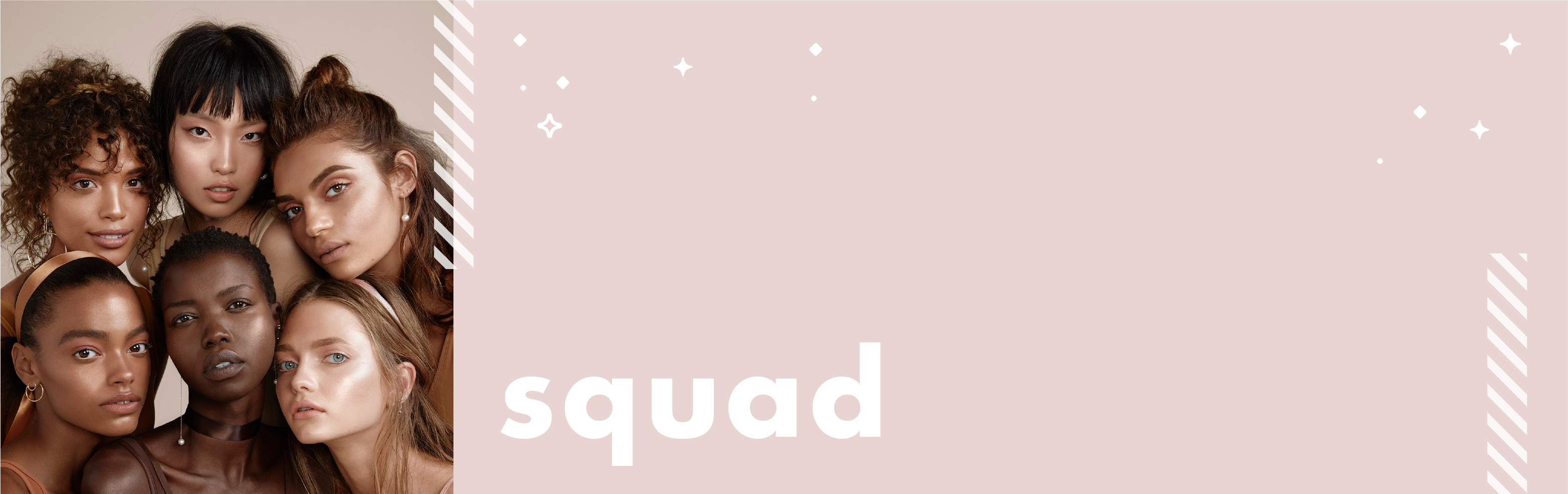 Squad ColourPop Collaboration