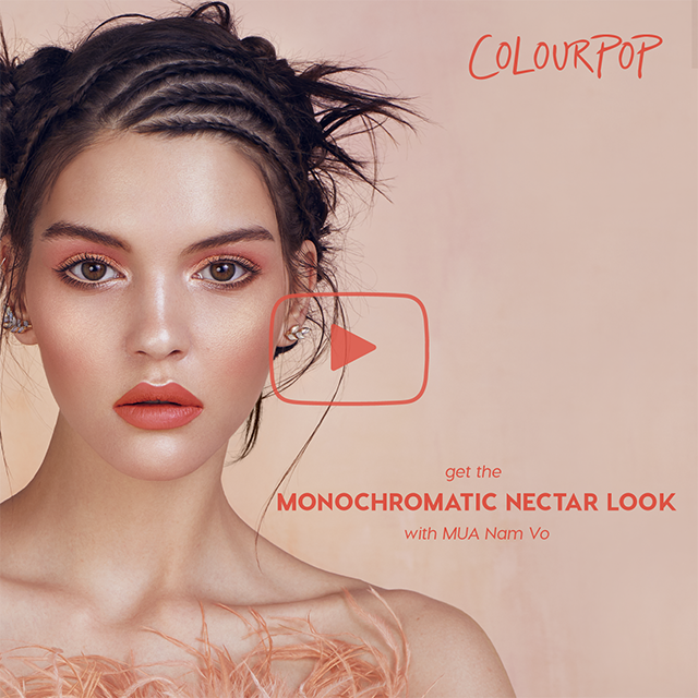 Youtube Easy Summer Tutorial: How to create the Nectar look