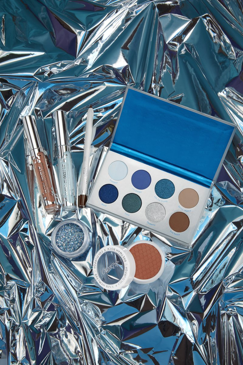 Bretman x ColourPop - Wet Collection