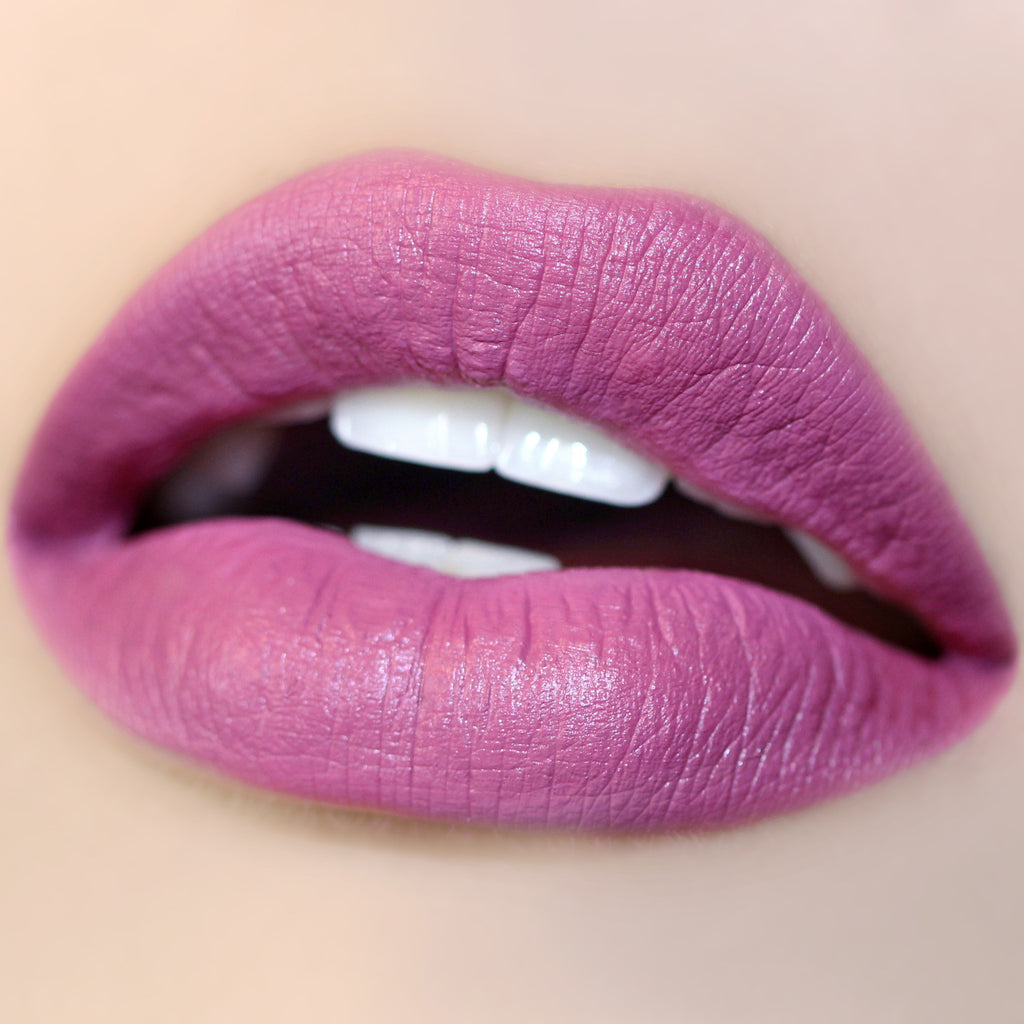 Molly lilac Ultra Satin Lip swatch