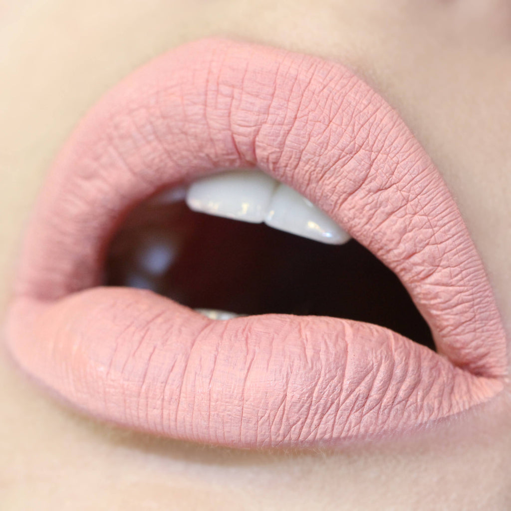 Vice nude Ultra Matte Lip swatch