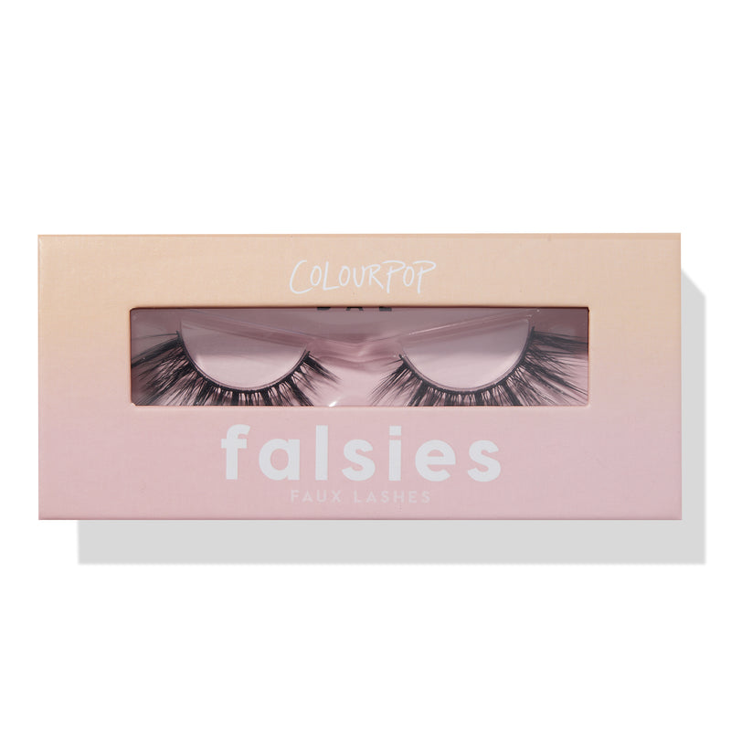 Bae Lashes inside packaging with lid closed