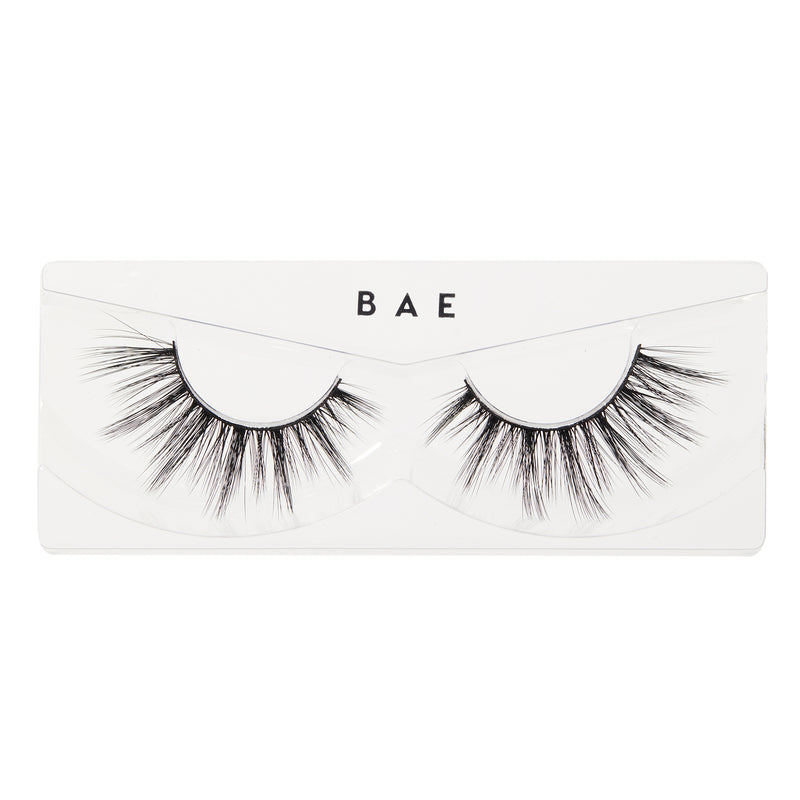 Bae Faux Lashes in clear packaging