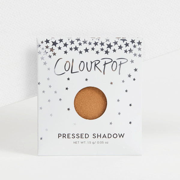 Board Shorts metallic bronze Pressed Powder eye Shadow