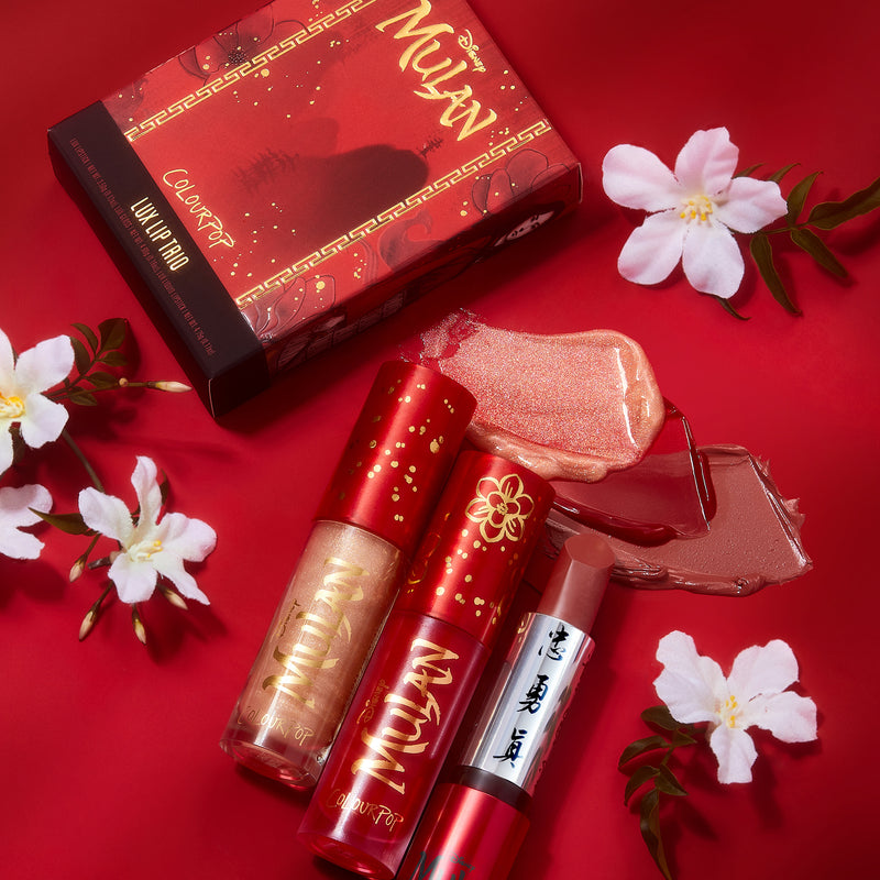 Honor To Us Lux Lip Trio