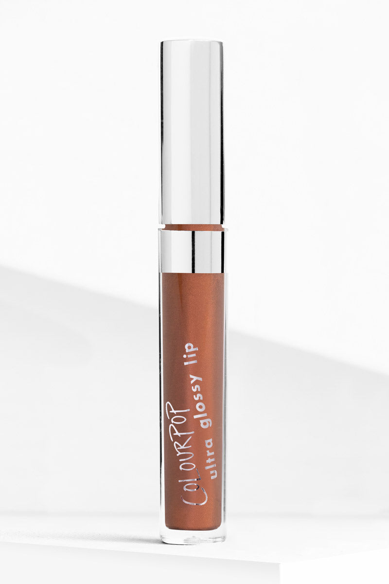 Cheat Code metallic rich copper Ultra Glossy Lip