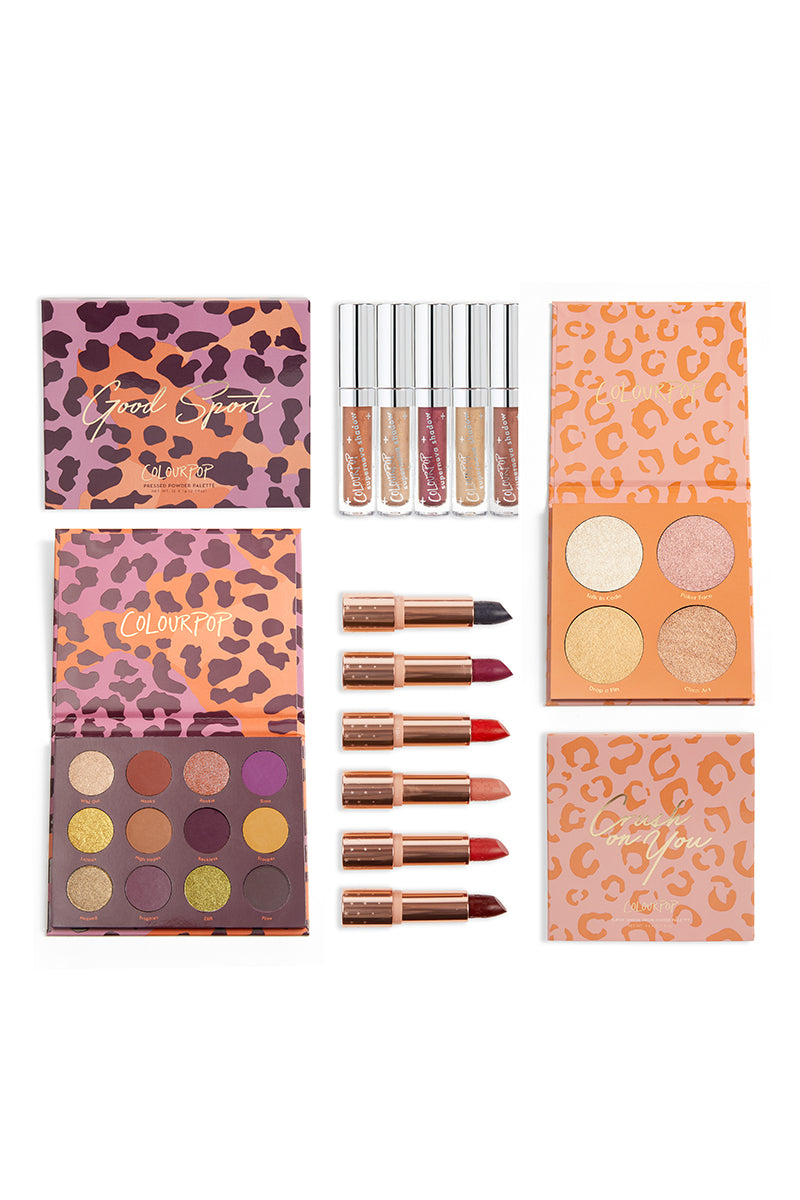 Colourpop Fall Edit Collection