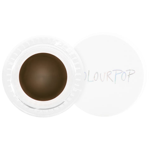Brew-Haha brown Creme Gel eye Pot
