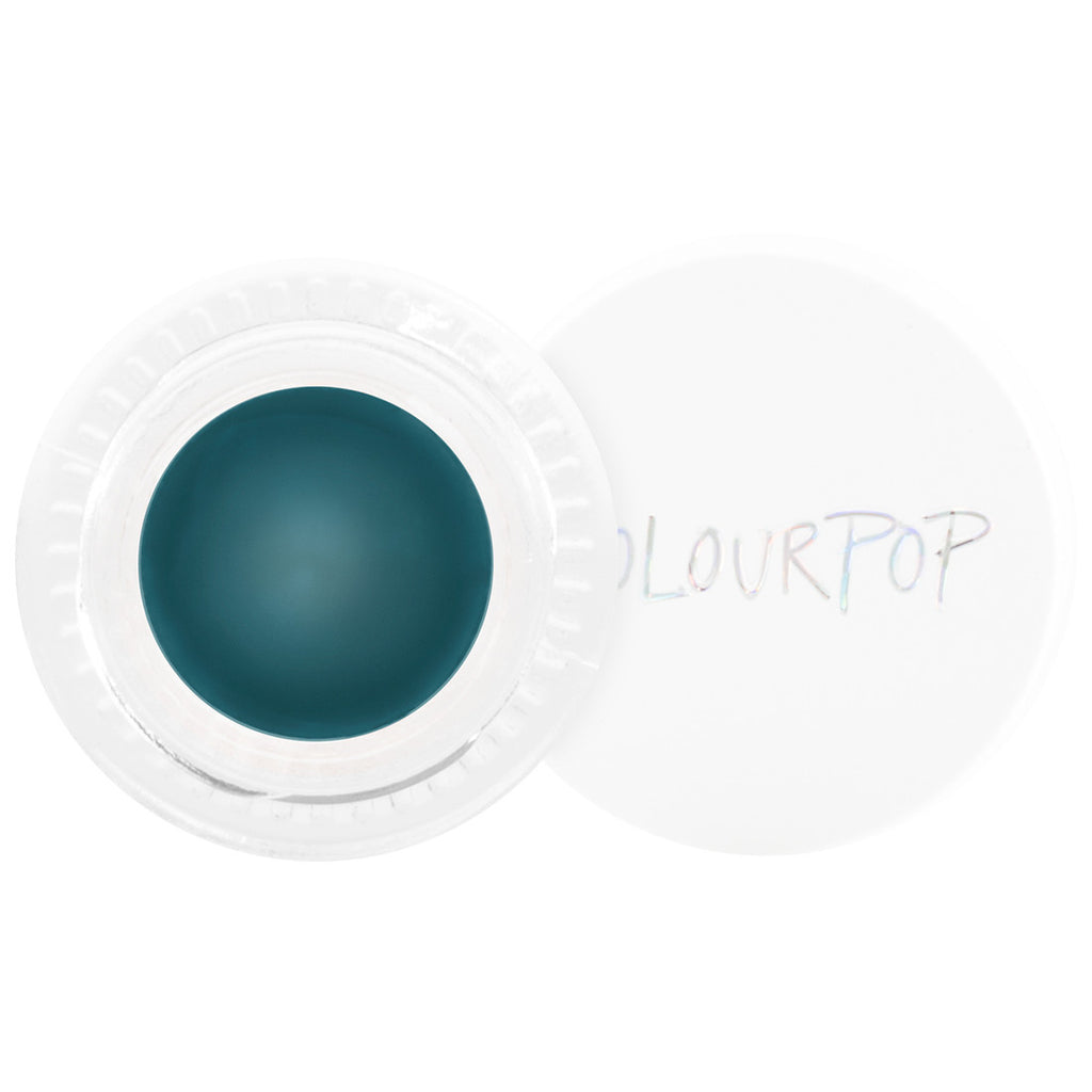 Fast Line teal Creme Gel eye liner Pot
