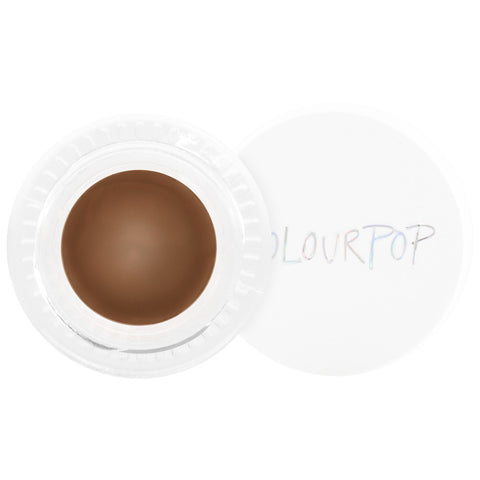 Stomper brown Creme Gel eye liner Pot