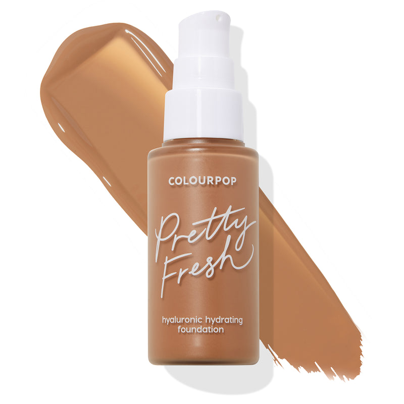 Pretty Fresh Hyaluronic Hydrating Foundation Dark 153 Cool