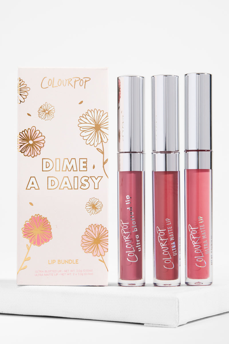 Dime A Daisy Lip Bundle
