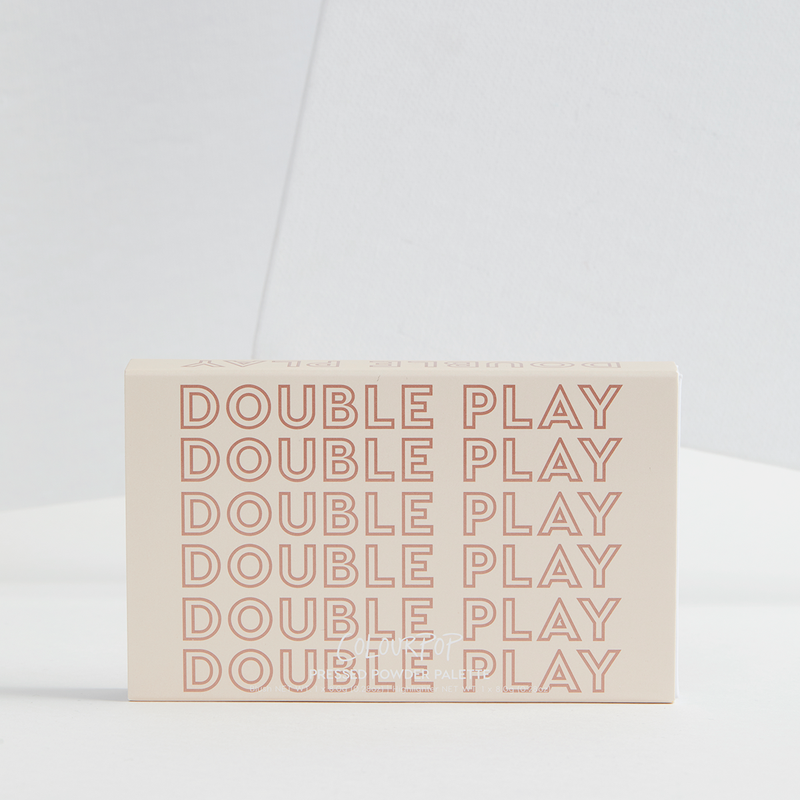 Double Play packaging