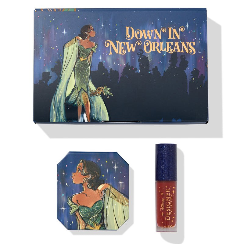 ColourPop Down in New Orleans Tiana