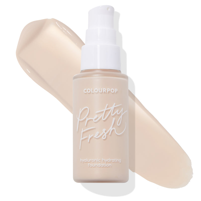 Pretty Fresh Hyaluronic Hydrating Foundation Fair 03 Cool