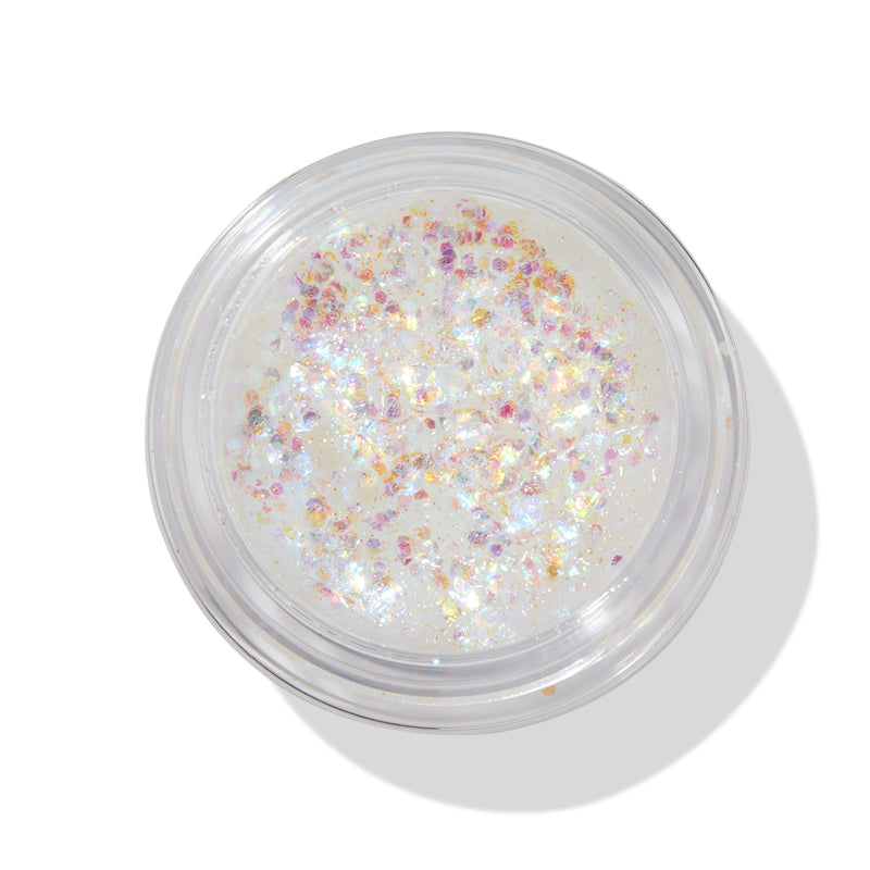 ColourPop Fresher Than U Glitterly Obsessed Long wearing Glitter Gel Paste that provides ultra intense sparkle