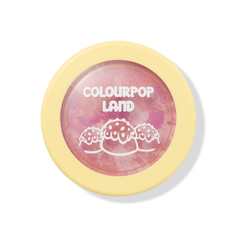 Candy Land Gumdrop Pass icy pinky lavender Super Shock Blush