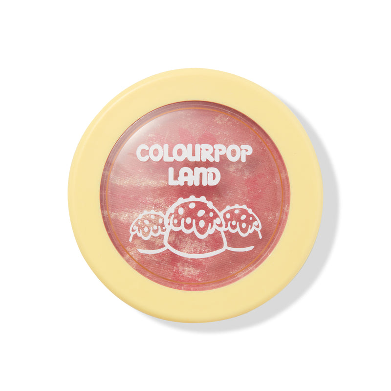 Candy Land Gummy More frosted blue pink Super Shock Blush