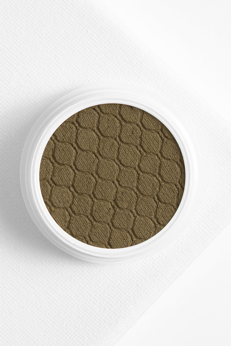 Head Rush matte khaki olive Super Shock eye Shadow
