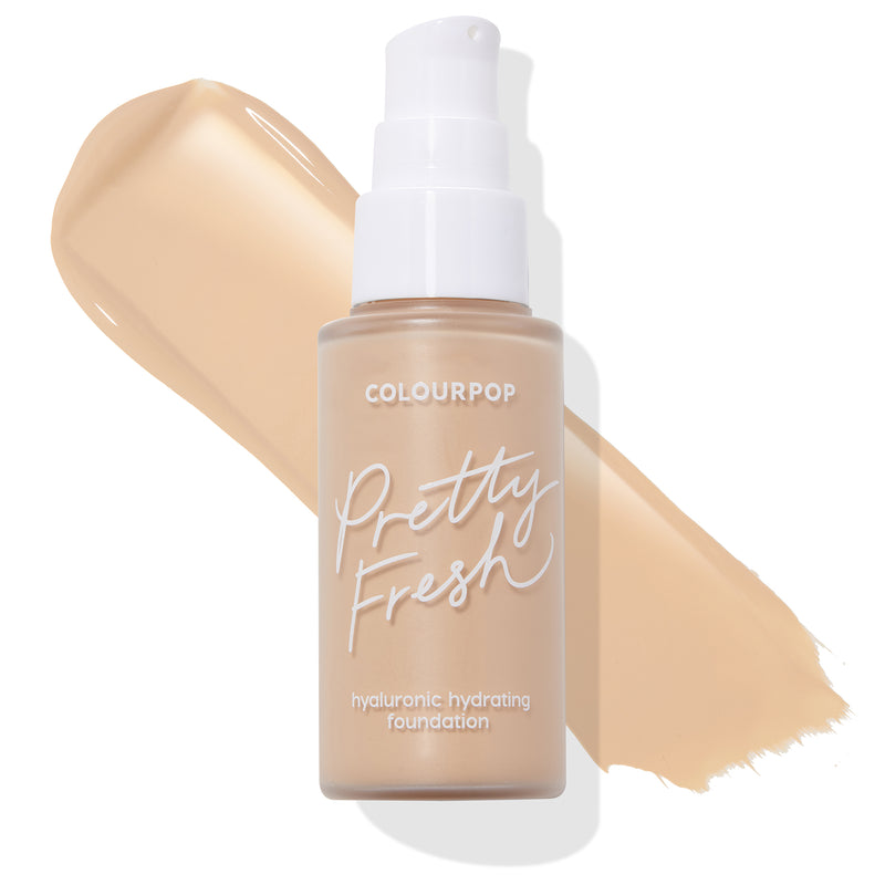 Pretty Fresh Hyaluronic Hydrating Foundation Light 50 W