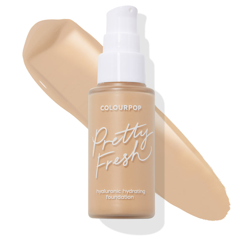 Pretty Fresh Hyaluronic Hydrating Foundation Light 70 W