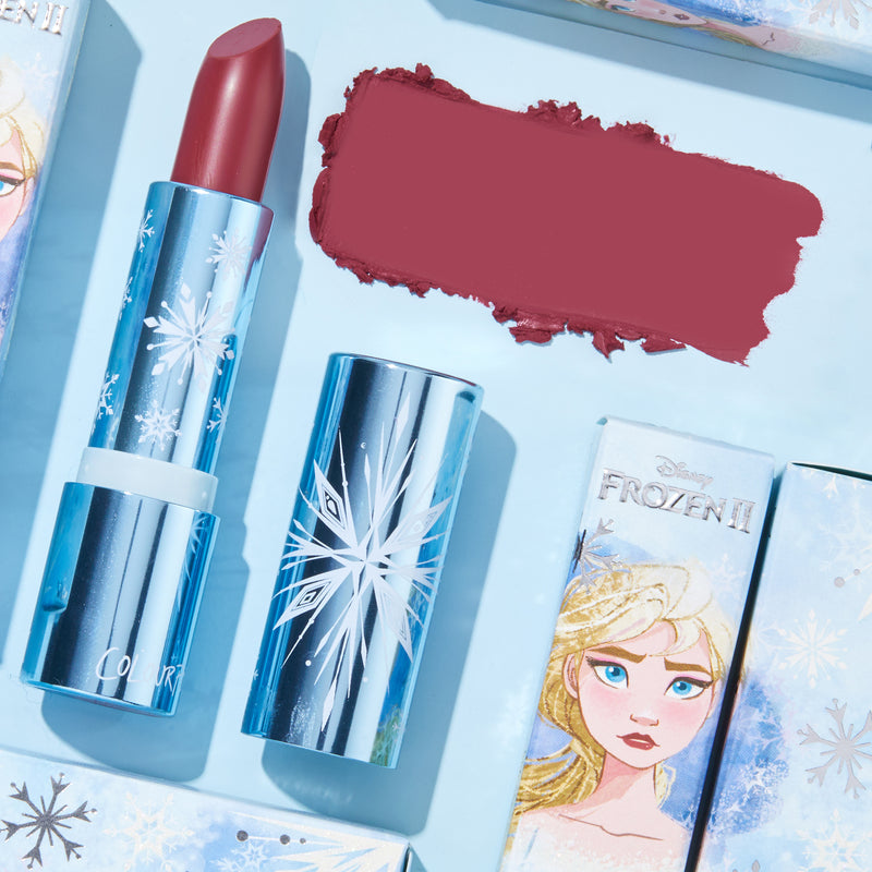 ColourPop Disney Little Snow Créme Lux Pink Raspberry Lipstick with unit carton