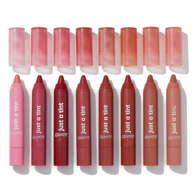 Lucky Streak Lip Tint Lipstick Vault in a variety of colors